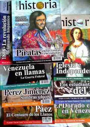 Revista El Desafió De La Historia. Varios Tomos.