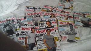 Revista Men's Health Remato!! Escucho Su Oferta!