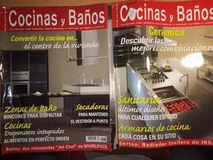 Revistas De Decoración, Ideas, Reformas.