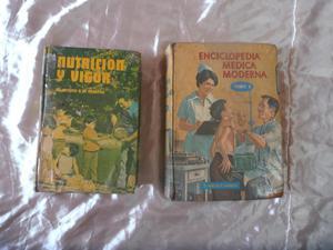 2 excelentes libros de medicina