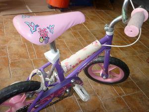 Bicicleta para Niñas Rin 12