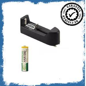 Cargador Baterías Múltiple 1.2v + Pila Recargable Aaa