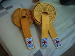 Cinturones De Karate Lopfre