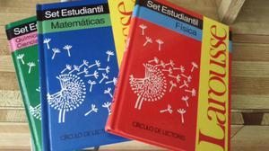 Diccionarios Física, química y matemática