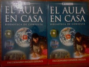 Diccionarios Ingles Español, Español Ingles