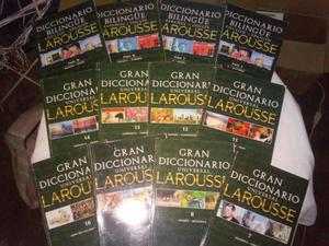 Enciclopedias Gran Diccionario Universal de Larousse