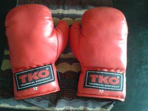 Guante De Boxeo Marca Tko Talla 12