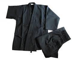 Karategui Negro Talla
