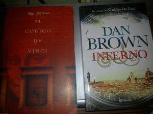 Libros de Dan Brown Los Dos Mas Famosos