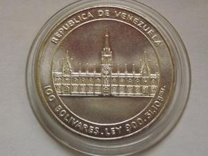 Moneda Conmemorativa Del Bicentenario De Jose Maria Varga