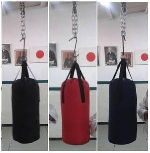 Saco De Boxeo En Lona (pequeño)