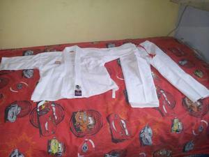 Uniforme Usado, Kimono De Karate Marcabushido Talla