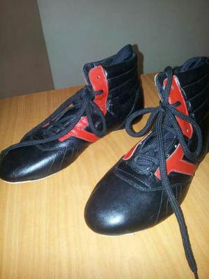 Zapatillas Tipo Botín Para Artes Marciales