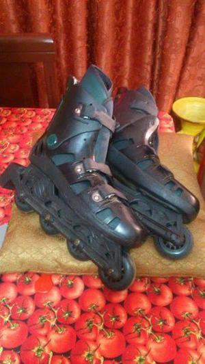 se vende fabulosos patines lineales