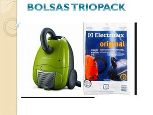 BOLSAS DE ASPIRADORAS ELECTROLUX