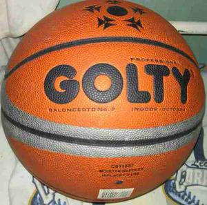 Balon De Basket Lpb Golty Original #7.
