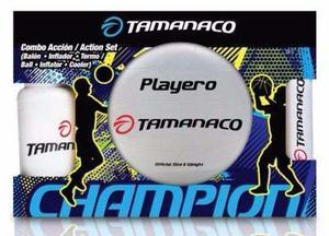 Balon De Voleibol Combo Accion Tamanaco