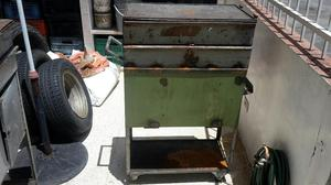 Carro cajas metalicas para herramientas posot class - Cajas para herramientas con ruedas ...