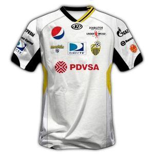 Camisa Del Deportivo Tachira F.c Original