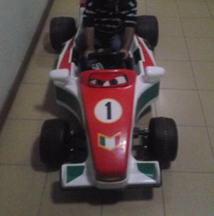 Carro De Bateria Montable Para Niños (francesco) Cars