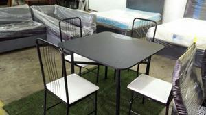 Sillas para comedor 4 posot class - Tapizado de sillas de comedor ...