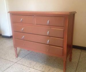Mueble gavetero de madera wengue posot class for Madera wengue