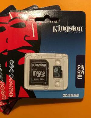 Memoria Micro Sd Kingston 8gb Blister