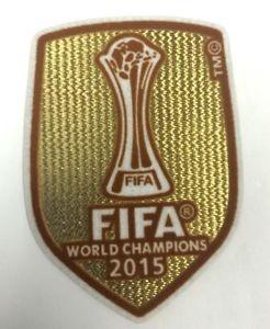 Parches Fifa Wcc  Fc Barcelona 100% Originales
