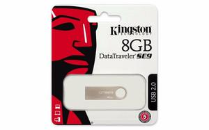 Pen Drive 8gb Kingston