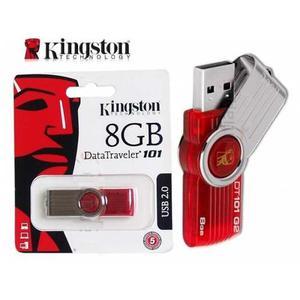 Pen Drive Kingston Datatraveler 101 G2 8gb Usb 2.0