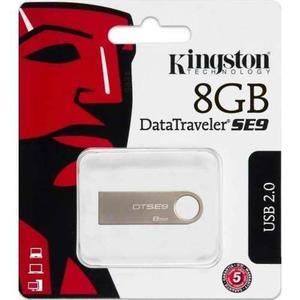 Pen Drive Kingston Datatraveler Se9 8gb Usb 2.0