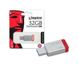 Pendrive 32 Gb Kingston Datatraveler 50