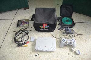 Playstation 1 Slim Psone Con Accesorios