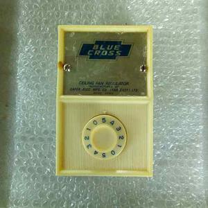 Regulador Velocidad Ventilador De Techo 5 Velocidades