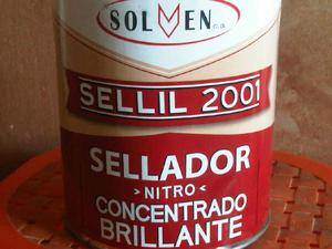 Sellador Concentrado Nitro Galon Solven