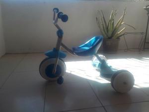 Triciclo Azul De Niños Aproveche Remate!!!