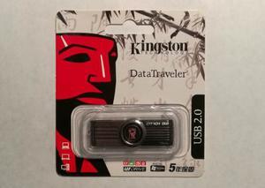 Usb Pendrive Kingston Datatraveler Dtgb Original