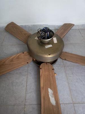 Ventilador De Techo Con Lampara