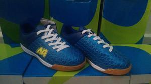Zapatos Futbol Sala Niño Marca New Arrival Original Nuevos