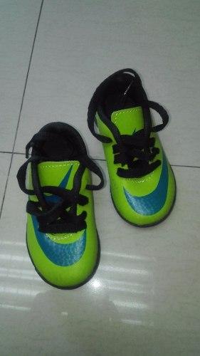 Zapatos Tacos Futbol Para Niños