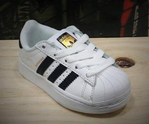 Zapatos adidas Superstar Made In Vietnam Niños Moda