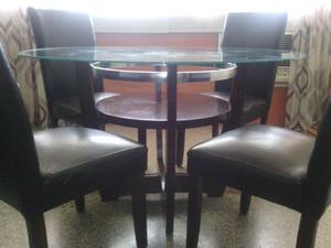 Mu eca furniture juguetes posot class for Comedor 4 puestos vidrio