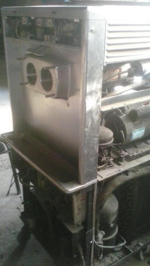 Maquina de barquillas para repuesto motores buenosy