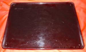 Protector Rígido Macbook Pro 13 Negro Case Acrilico Usado