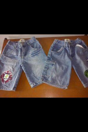 Bermudas de Blue Jeans