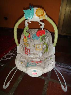Bouncer/silla Mecedora Para Bebés Fisher Price