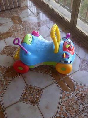 Carrito 2 En 1 De Playskool