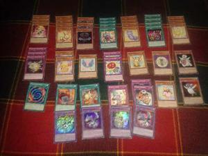 Cartas De Yugioh Originales Oferta!!
