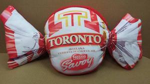 Cojines En Forma De Toronto Grande 60x27 Cm