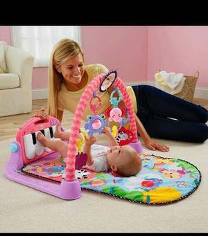 Gym Para Bebe Fisher Price Original
